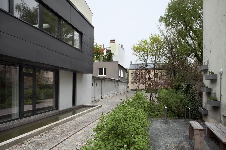 Architekturb ro schmid berlin werkstattgeb ude und - Berlin architekturburo ...